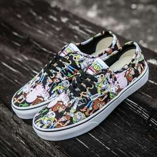 "SEPATU VANS AUTHENTIC x TOY STORY ""BUZZ LIGHT YEAR"""