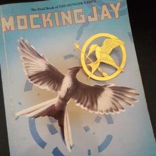 Bros Mockingbird _The Hunger Games_