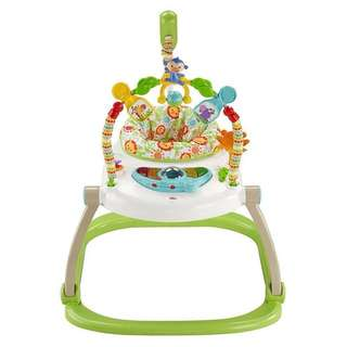 Fisher Price Spacesaver Rainforest Jumperoo