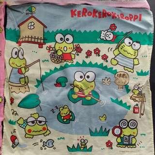 1996年Keroppi手巾