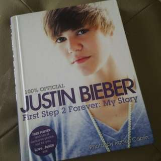 Justin Bieber (First Step To Forever)
