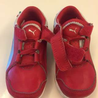 Puma Scuderia Ferrari Shoes