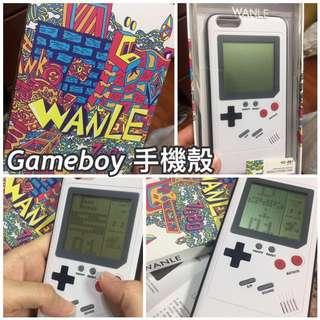 Gameboy手機殼