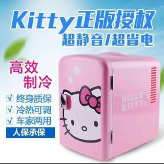Hello kitty Mini Refrigerator ❤❤❤