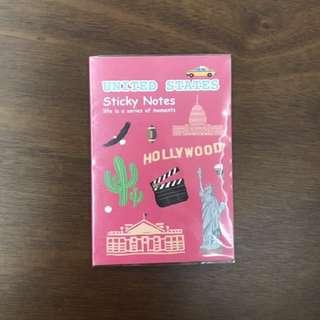 Sticky Notes - USA