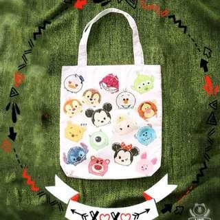 Tsum Tsum shopping Bag