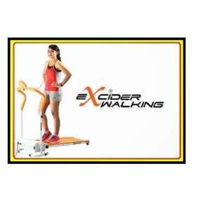 Excider Walking Treadmill Elektrik Like Jaco Letjel Termurah