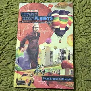 This Is A Crazy Planets Book 1 & 2 by Lourd de Veyra