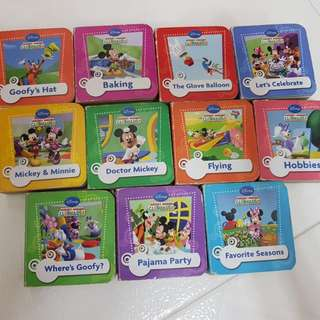 Disney Mickey and friends pocket size series