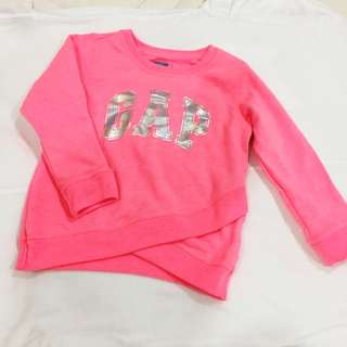 BN Baby Gap Pink Sweater