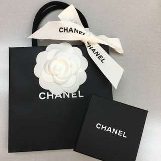 Chanel Box and Bag