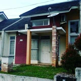Dijual Rumah di Bukit cimanggu City Bogor