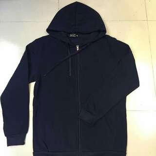 Plain Hoodie Jacket