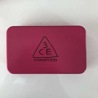 3CE Concept Eyes Makeup Brush Kit