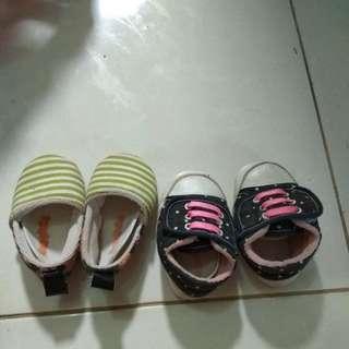 Dijual sepatu bayi ukr 1