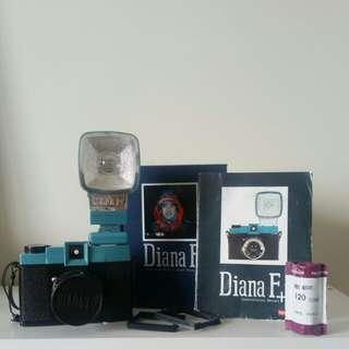 Diana F+ kit