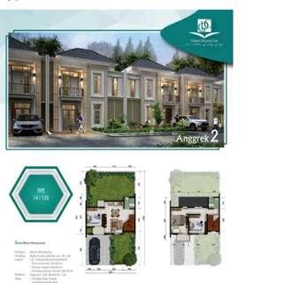 Rumah di Depok New Angrek2