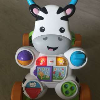 Fisher Price Cow Walker