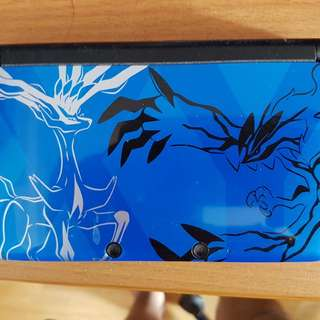 Nintendo 3DS XL Pokemon X (Limited Edition)