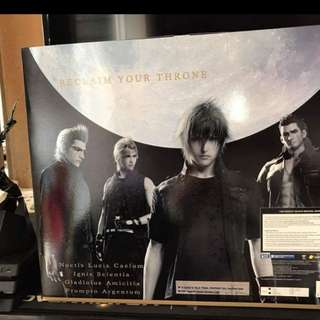 FINAL FANTASY 15 LIMITED EDITION CONSOLE PS4