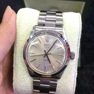 Rolex Oyster Precision Vintage Wristwatch