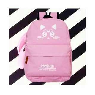 Backpack cat