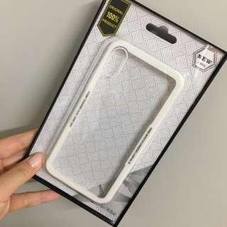 iPhone X 玻璃背面 保護套 手機套 手機殻