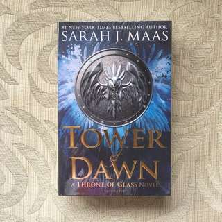 Tower of Dawn // Sarah J. Maas