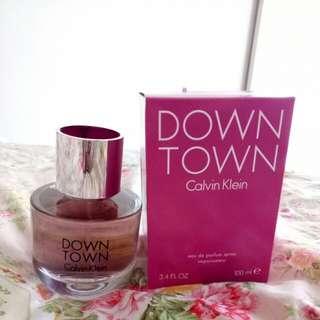 DOWN TOWN Calvin Klein Eau De Parfum