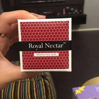 ROYAL NECTAR FACE MASK