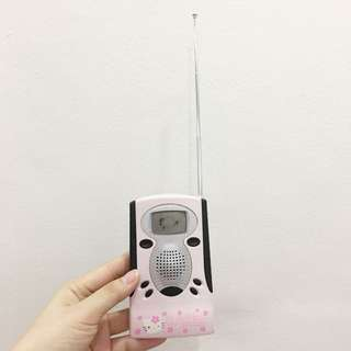 Original Hello Kitty Radio