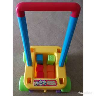Brick Truck toy