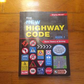 New Highway Code Basic Theory