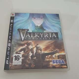 PS3 - Valkyria Chronicles