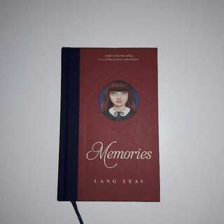 Memories By Lang Leav
