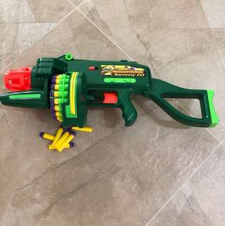 Automatic tommy 20 gun