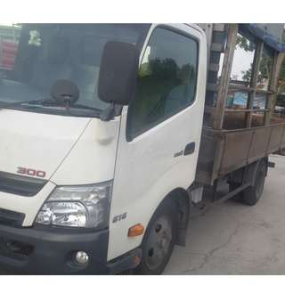 Goods Open Lorry For Sale