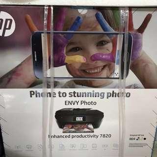 全新** Printer HP ENVY 7820