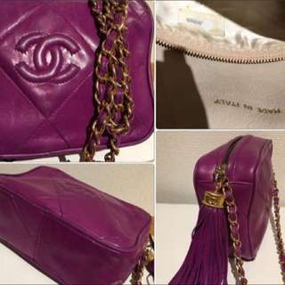 Chanel Vintage Crossbody