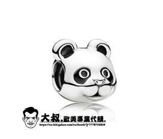 【大叔歐美代購】Pandora 潘朵拉 澳洲熊貓珠 925純銀飾品  美國代購 Charms!可分期!