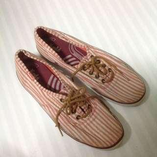 Authentic Keds Seersuckers Sneakers Shoes