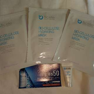 Bicelle Hydrating Mask And B5 Cream