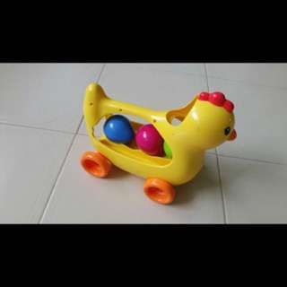 Chicken & Egg toy