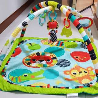 Bright Starts Kaleidoscope Safari Play Mat