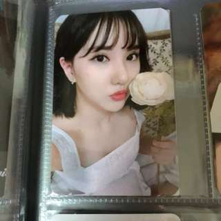 WTB/LOOKING FOR Eunha Photocard