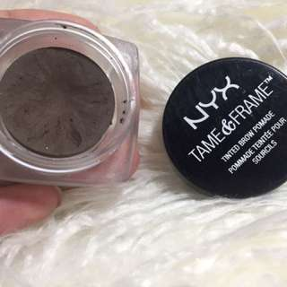 NYX Tinted Brow Pomade Brunette