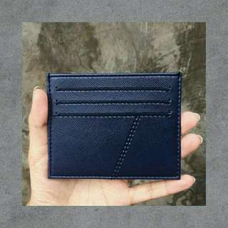 Card holder navy