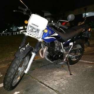 Yamaha TW200 (COE 2025)