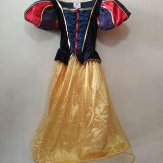 迪士尼 Snow white 公主裙