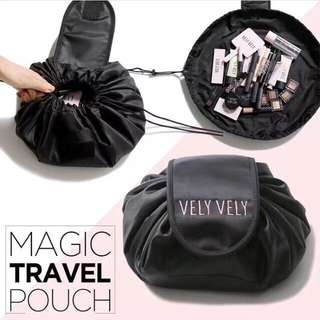 Vely Vely Travel Make Up Pouch Organizer
